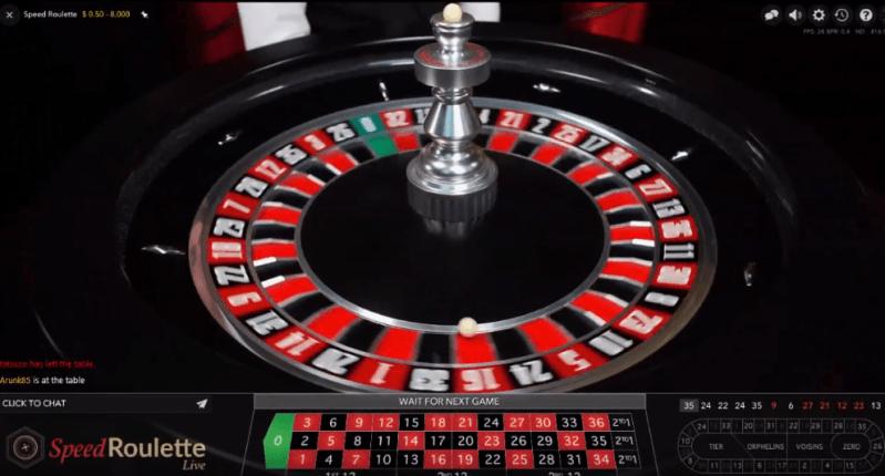 Speed Roulette Roulette Vorschau
